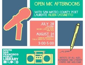 a open mic 0728