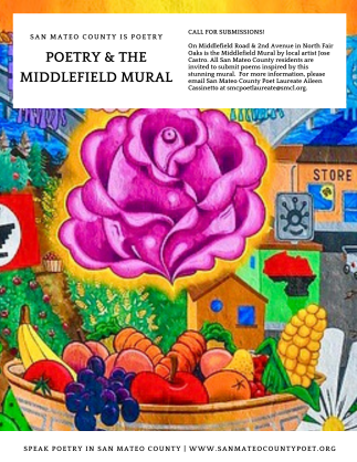 Poetry & The Middlefield Mural