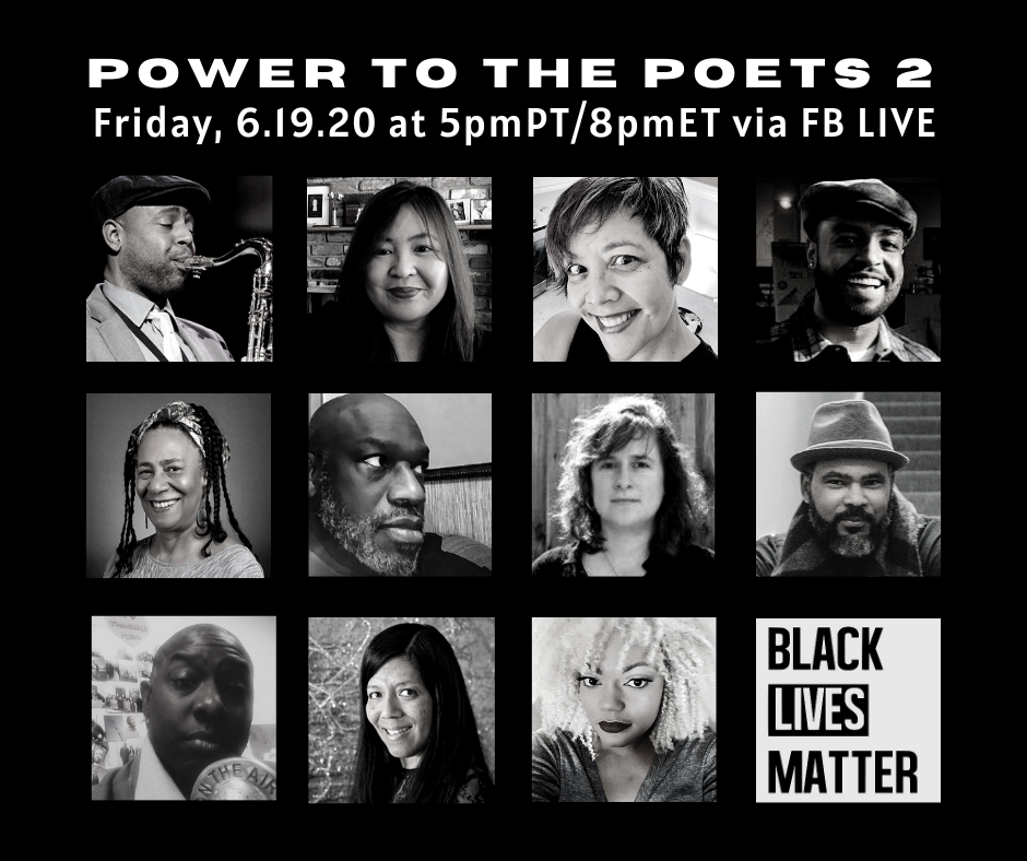 Copy of POWER TO THE POETS
