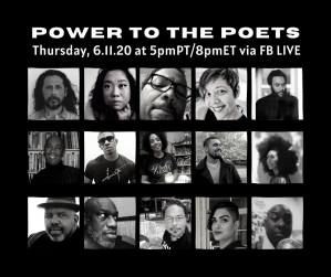 POWER TO THE POETS