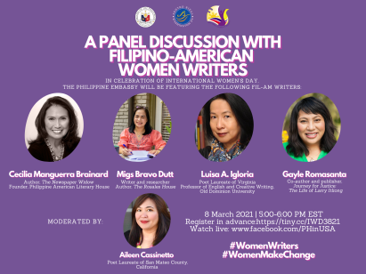 IWD Event Flyer