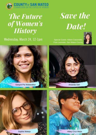 Women's History Month 2021