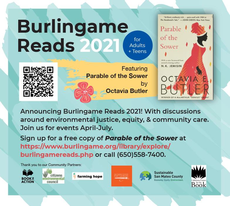 WEB-INSTAGRAM-Announcing Burlingame Reads-APRIL-2021-785x700
